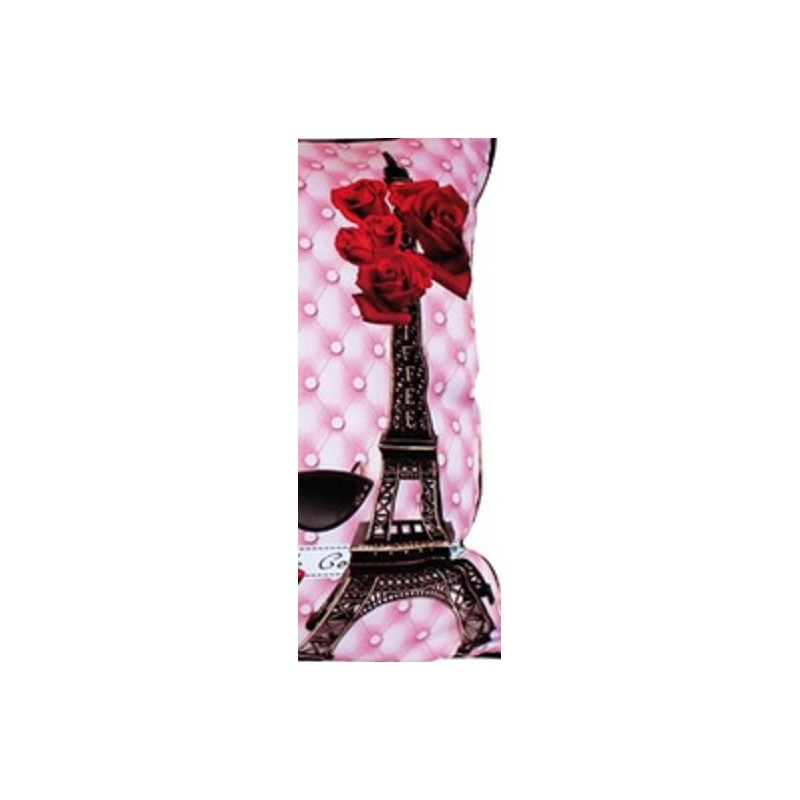 Coussin mademoiselle paris 40x40cm d co chic paris mode adolescente deco - Mademoiselle a paris ...