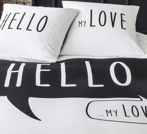 Le linge de lit et vous kolorados for Taille housse de couette pour lit 140x200
