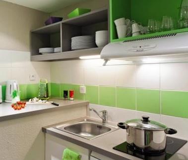 Le studio d 39 une tudiante rennes kolorados - Blog cuisine etudiante ...