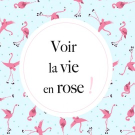 On parle de Flamant Rose chez Tea & Poppies