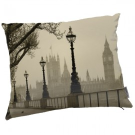 LONDRES - Coussin 40 x 50 cm - Imprimé LONDON CITY