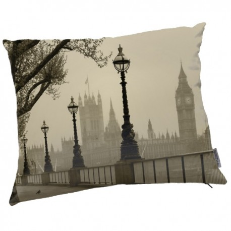 LONDRES - Coussin 40x50 cm - Imprimé LONDON CITY