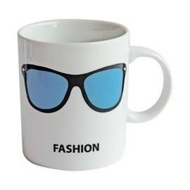 Mug Fashion Lunettes, classique et design