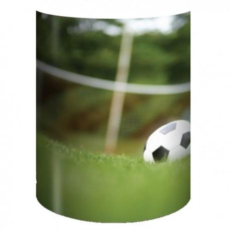 FOOT - Applique Murale Football - Luminaire Imprimé Sport