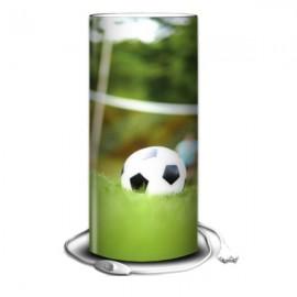 FOOT - Lampe de Chevet 30 cm - Imprimée Ballon de Football