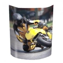 MOTO - Applique Murale - Luminaire Imprimé Sport