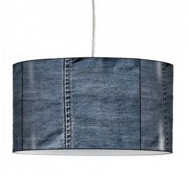JEANS - Suspension Ronde - Plafonnier - Luminaire de 36 cm