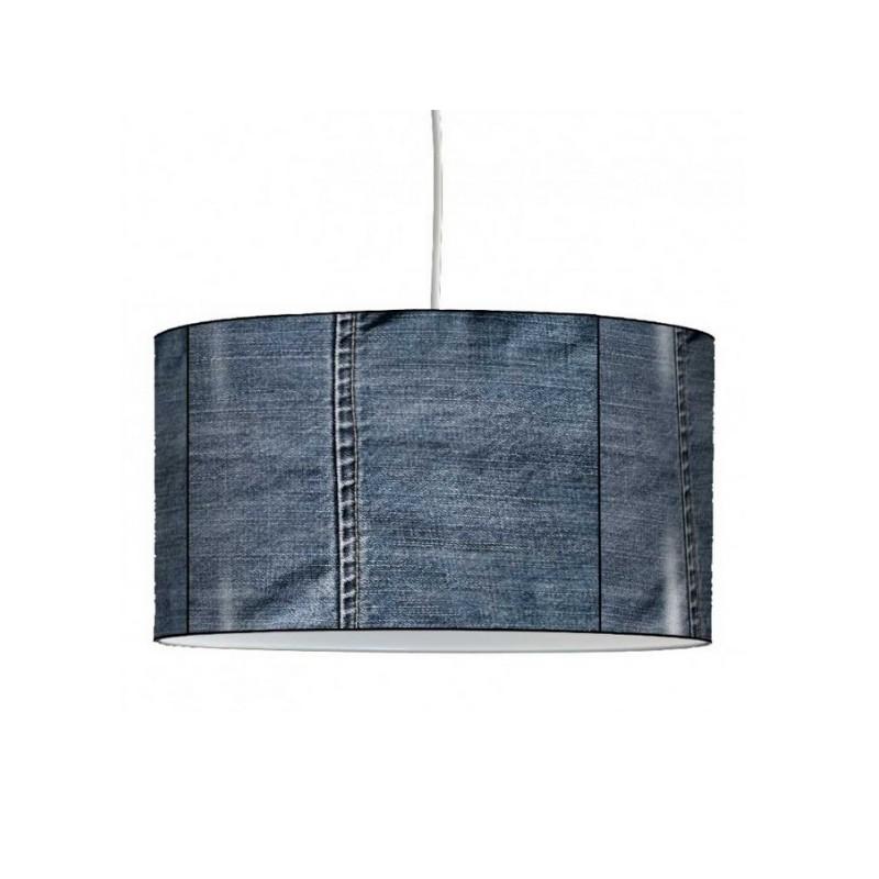 JEANS - Lampe Plafonnier - Suspension PVC 36 cm - Lustre ...