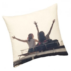 ODELIA - Coussin 40 x 40 cm - Design Hippie Chic Estival