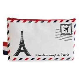 Pochette Lettre Rendez-vous à Paris, la déco rétro