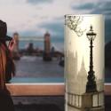 BIG BEN - Lampe de Chevet 30 cm - Tour Horloge London