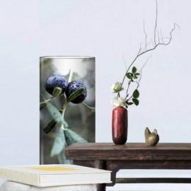 OLIVIER - Lampe de Chevet 30 cm - Imprimé Olives Provence