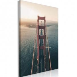 GOLDEN GATE - Tableau 40 x 60 - Pont San Francisco USA