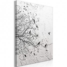 AVA - Tableau 40 x 60 cm - Décor Oiseaux
