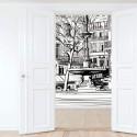 PARIS - Papier Peint Panoramique - Place Parisienne