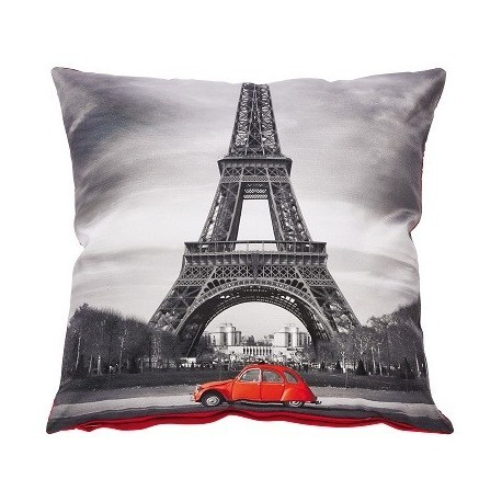 Coussin Paris 3CV