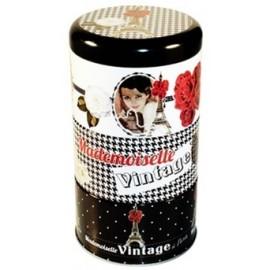 La boîte ronde Mademoiselle Vintage