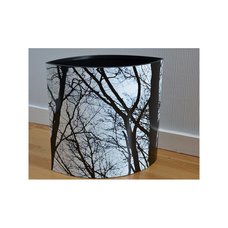 Cheap old trees corbeille papier with poubelle chambre ado - Poubelle bureau fille ...