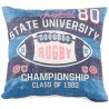 RUGBY coussin