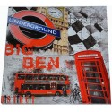 BIG BEN toile imprimée London