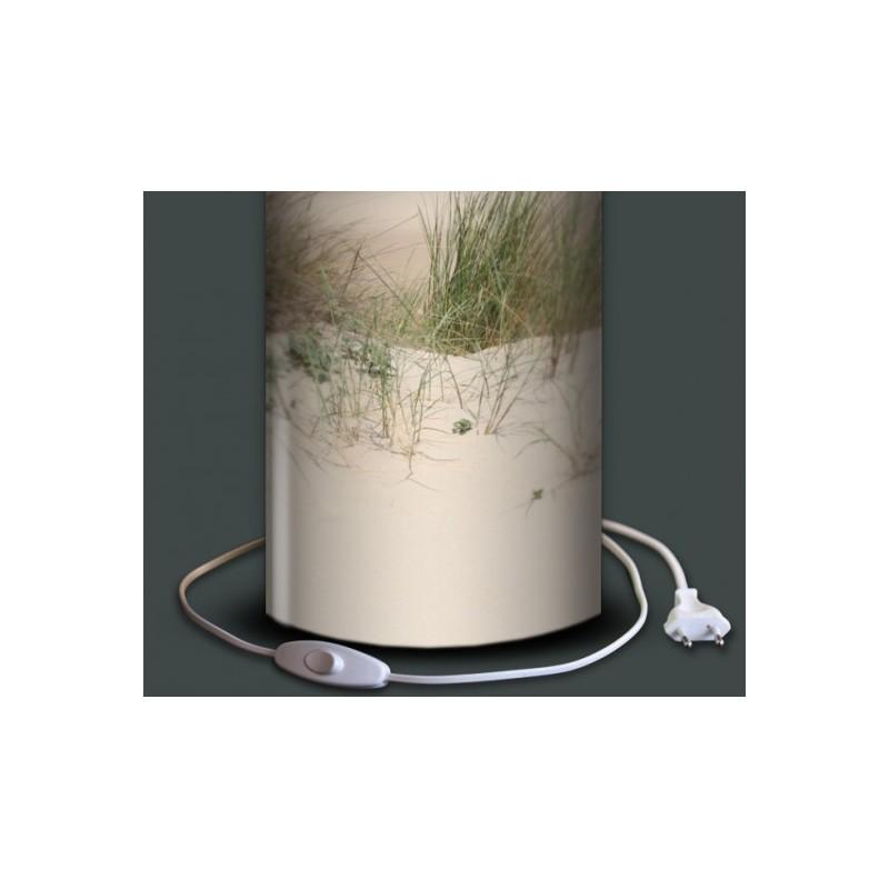 Marine lampe de chevet ronde 30cm luminaire poser for Lampe bord de mer