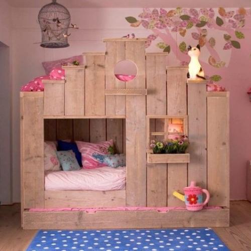 Aménager une petite chambre à coucher - Kolorados