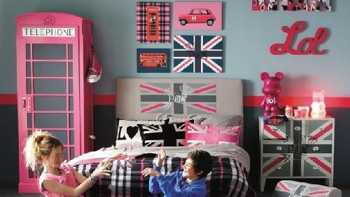 decoration chambre ado megapole